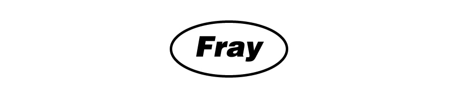 프레이(FRAY) FRAY COIN POUCH - RED