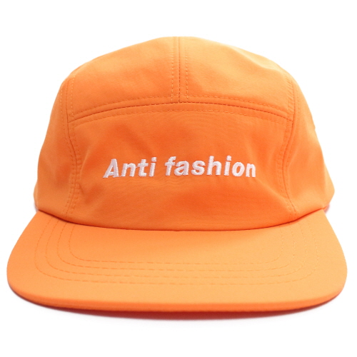 Fray Camp Cap - Orange