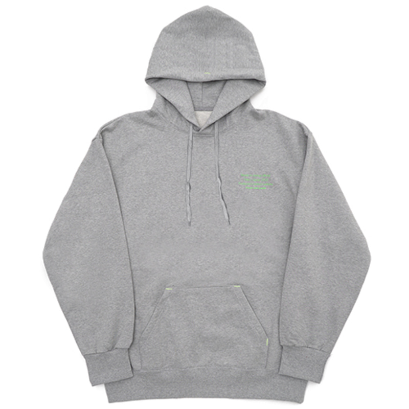 Reception Hoody - Grey