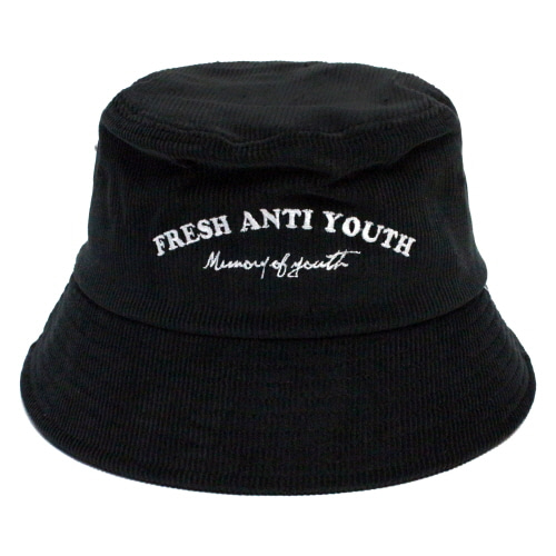 M.O.Y Bucket Hat - Black