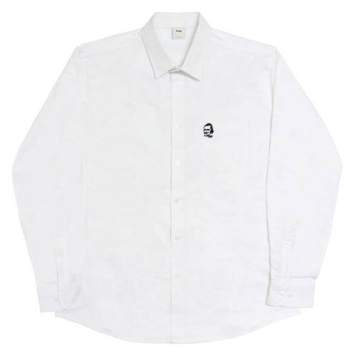 M.O.Y Oxford-Shirts - White