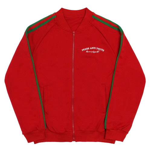 Bommer Jersey-Jacket - Red