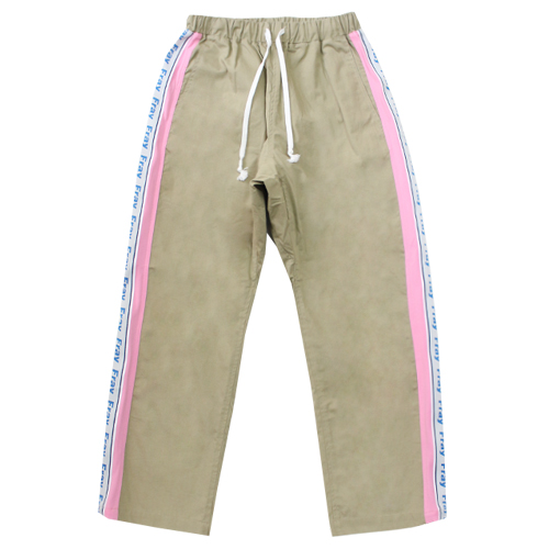 Combination Pants - Beige