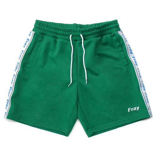 Jersey Short Pants - Green