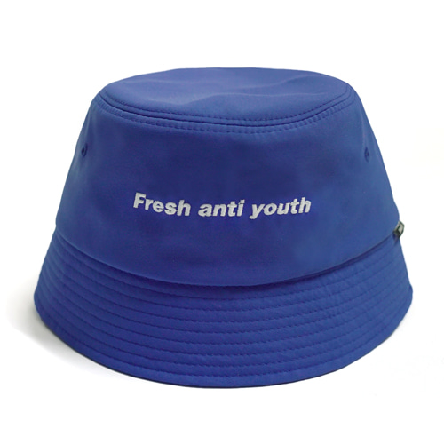 Logo Bucket Hat  - Blue
