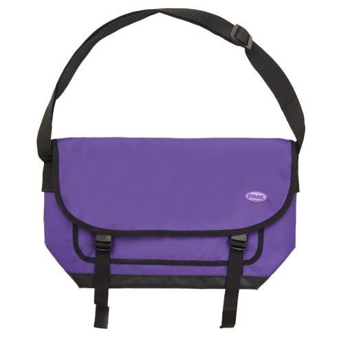 [FRAY] FRAY MESSENGER BAG - PURPLE