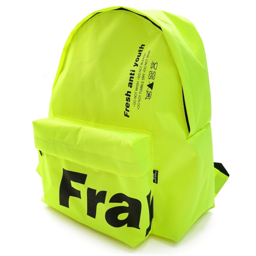 Fray Daypack - Neon Green