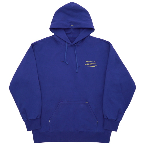 Reception Hoody - Blue
