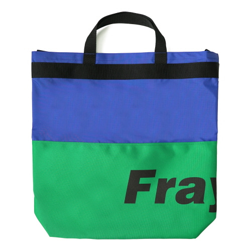 Fray Logo 2Way Bag - Green